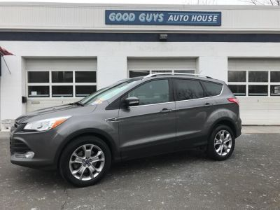 2013 Ford Escape SEL (Sterling Grey Metallic)