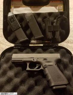 For Sale: Glock 19 - Gen 4