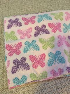 Girl's Flannel Bed Sheets, Full/Double size