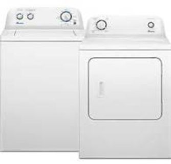 New!!! Amana Washer and Electric Dryer
