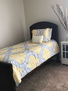 Complete Twin Bedset