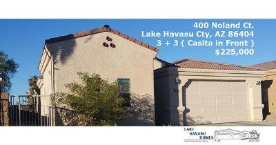 $216,200, 3br, House For Sale - Lake Havasu -  3  3  - Attached Casita - Boat Deep Garage