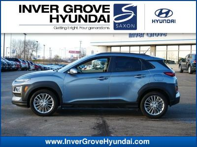 2018 Hyundai KONA SEL (Sonic Silver)