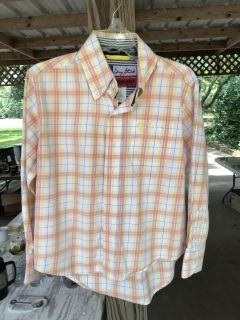 George Strait western long sleeve shirt - size small