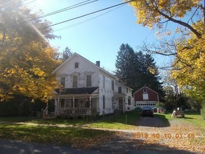 1 Bed 1.5 Bath Preforeclosure Property in Waterville, NY 13480 - Osborne Ave
