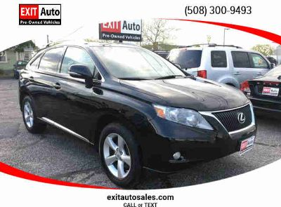 Used 2010 Lexus RX for sale