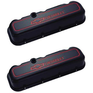 Find GM 141-141 Bowtie BB Chevy Aluminum Valve Covers, Tall motorcycle in Suitland, Maryland, US, for US $226.83