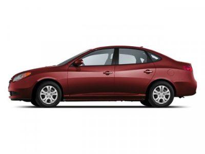2010 Hyundai Elantra GLS (Apple Red Pearl)