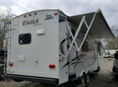 2012 Jayco Eagle HT Super Lite 266RKS