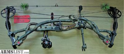 For Sale: Hoyt RKT Compound Hunting Bow Portland ATG