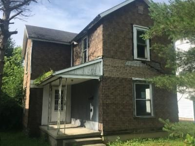 3 Bed 1 Bath Foreclosure Property in Marion, OH 43302 - Woodrow Ave