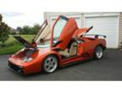 1999 Replica Kit Makes Lamborghini Diablo GT-R