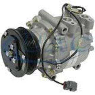 Sell NEW AC COMPRESSOR HONDA 95-97 ACCORD ALL SUBMODELS V6 ENGINES motorcycle in Garland, Texas, US, for US $172.23