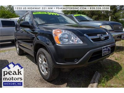 2004 Honda CR-V EX (Black)