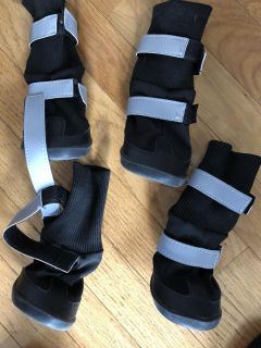 Large Dog winter boots