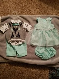 Baby Boy/Girl outfits