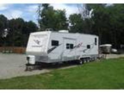 2007 Forest River Sandpiper Toy Hauler in Flora, IN