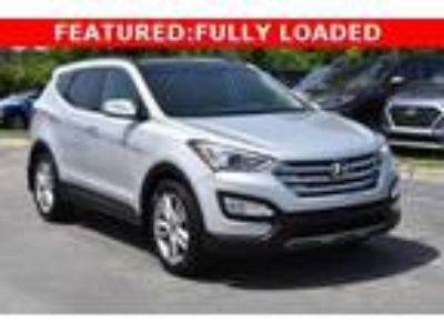 used 2014 Hyundai Santa Fe for sale.