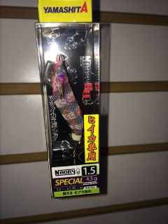 Squid Jigs Yamashita and Yozuri Squid Jigs Ocean State Tackle