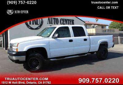 Used 2006 Chevrolet Silverado 2500 HD Crew Cab for sale