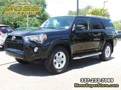 2015 Toyota 4Runner Limited (Attitude Black Metallic)