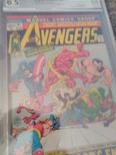 Avengers #97 pgx 6.5