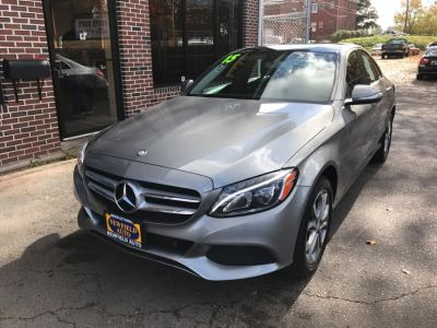 2015 Mercedes-Benz C-Class 4dr Sdn C300 Sport 4MATIC (Palladium Silver Metallic)