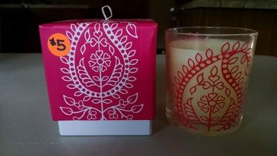 Cost Plus Candle
