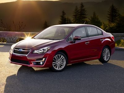 2016 Subaru Impreza 2.0i (Dark Gray Metallic)