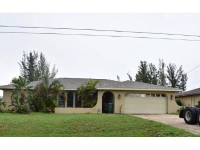 3 Bed 2 Bath Foreclosure Property in Cape Coral, FL 33914 - SW 37th St