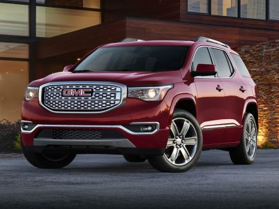2019 GMC Acadia Denali (Ebony Twilight Metallic)