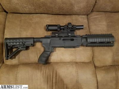 For Sale: Ruger 10/22 accessories