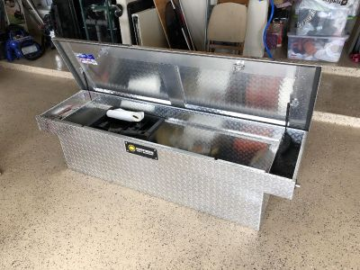 Northern Tool and Equipment Tool box for Truck
