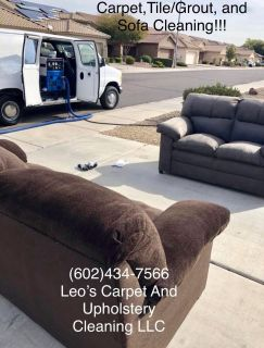 Carpet Cleaning & More !!!