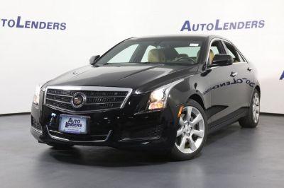 2014 Cadillac ATS 2.0T (Black Raven)