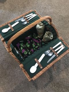 Picnic Time Picnic Basket for Two