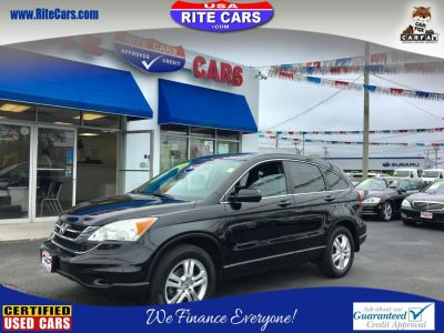 2010 Honda CR-V EX-L (BLACK)