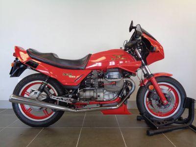 1986 Moto Guzzi Le Mans 1000 Street / Supermoto Motorcycles Houston, TX