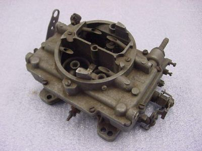 Purchase Chevy Chris Craft 283 Marine 1966 4V Carter Carburetor motorcycle in Girard, Ohio, US, for US $9.99