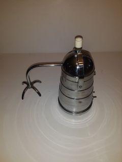 Espresso for stem coffee maker