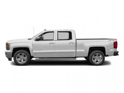 2014 Chevrolet Silverado 1500 Work Truck (Summit White)
