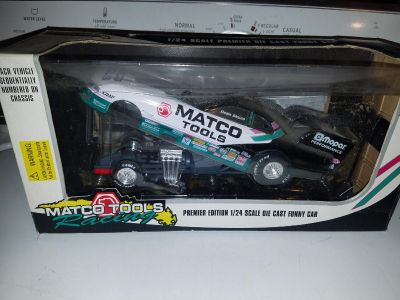 Matco tools Racing premier edition 1/24 scale diecast funny car