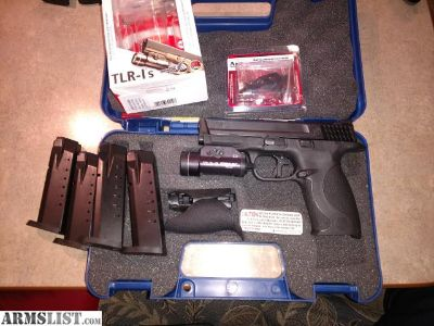 For Sale: M&P w/ Extras