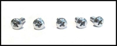 Sell TRIUMPH 500 650 750 CHROME POSI FRONT FENDER & EXHAUST SCREWS (5) PN# 14-2205 motorcycle in Denver, Colorado, US, for US $13.75
