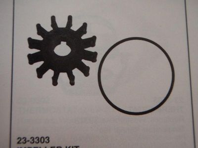 Purchase KOHLER GENERATOR SIERRA IMPELLER KIT 23-3303 REPLACES 229826 SEE LIST GENSET motorcycle in Osprey, Florida, US, for US $36.95