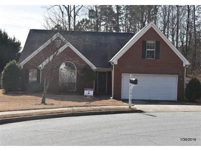 4 Bed 2 Bath Foreclosure Property in Lawrenceville, GA 30043 - Fountain View Dr
