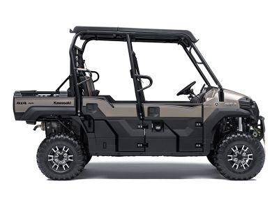 2018 Kawasaki Mule PRO-FXT RANCH EDITION Side x Side Utility Vehicles Santa Clara, CA