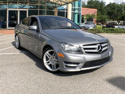 2012 Mercedes-Benz C-Class C250 (Palladium Silver Metallic)