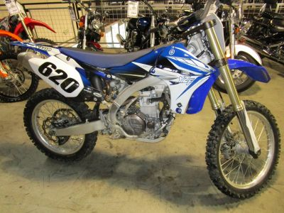 2010 Yamaha YZ450F Motocross Motorcycles Woodinville, WA