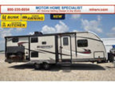 2017 Cruiser RV Radiance Touring 28BHIK Bunk House RV for Sale W Ext Kitche 31ft